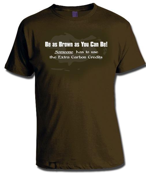 Be as Brown as