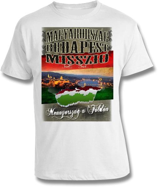 Misszió – Magyarország Budapest
