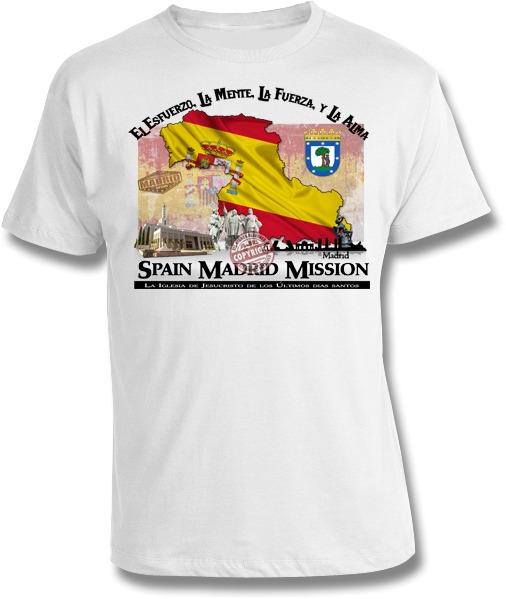 Spain Madrid Mission