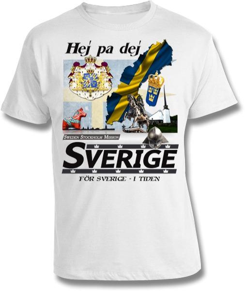 Sweden Stockholm Mission
