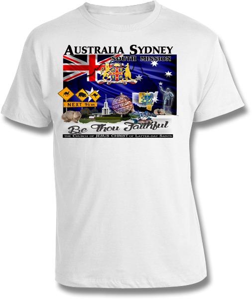 Australia Sydney South Mission