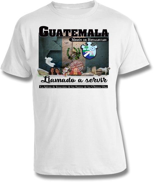 Guatemala Retalhuleu Mission