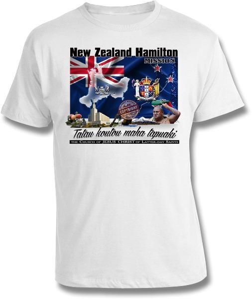 New Zealand Hamilton Mission
