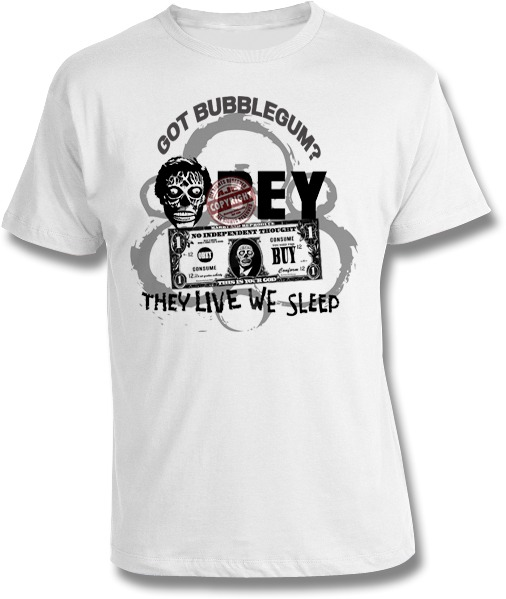 Obey Got Bubblegum