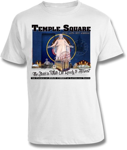 Utah Salt Lake City Temple Square Mission