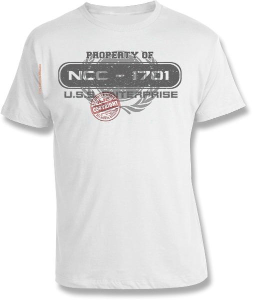 Property of USS Enterprise