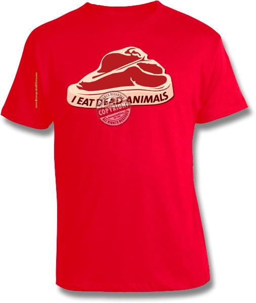 I Eat Dead Animals