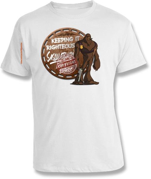 Legendary Sasquatch
