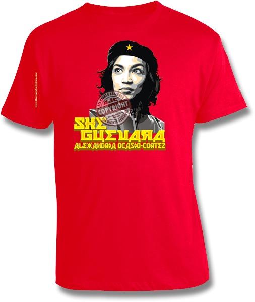 Rebel She Guevara AOC